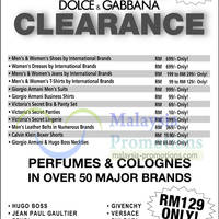 Read more about Branded Perfumes / Fragrances Warehouse Sale @ Petaling Jaya 12 - 13 Jan 2013