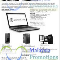 Read more about HP Business Ultrabooks & Notebook Offers 29 Jan 2013
