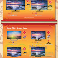 Read more about LG LED TVs, Washers & Fridges CNY Promotion Offers 1 Jan - 15 Feb 2013