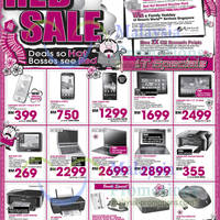 Read more about Harvey Norman Furniture, Smartphones, Notebooks & Accessories Offers 10 - 15 Jan 2013