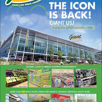 Read more about Giant USJ Mall Now Open 31 Jan 2013