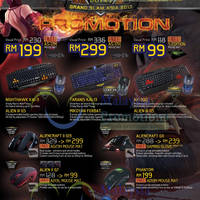Read more about Armaggeddon Grand Slam Asia Accessories Offers @ Summit Subang USJ 22 - 24 Feb 2013