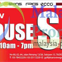 Read more about Transview Golf Sports Warehouse Sale 25 Feb - 1 Mar 2013
