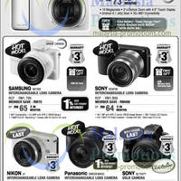 Read more about Senheng Digital Cameras Promotion Price List Offers 21 - 31 March 2013