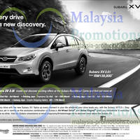 Read more about Subaru XV Roadshows, Features & Price 28 Feb 2013
