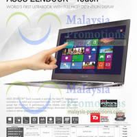 Read more about Asus Notebooks & Tablets Offers 1 Mar - 30 Apr 2013