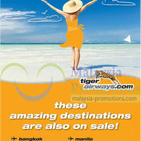 Read more about Tiger Airways Singapore Promotion Air Fares 16 - 22 Apr 2013