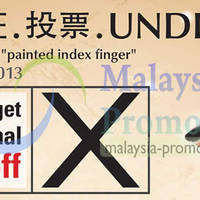 Read more about Elianto 10% Off Promo For Malaysian Voters 5 - 10 May 2013