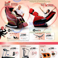Read more about Gintell Massagers & Gym Equipment Mother's Day Promotion Offers 3 - 12 May 2013