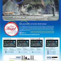 Read more about Samsung LED & Plasma TV Offers With FREE Gifts 16 May - 30 Jun 2013