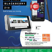 Read more about Senheng Blackberry Q10 & Blackberry Z10 Price Offers 6 Jun 2013