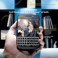 Read more about Celcom BlackBerry Q10 Features & Price 31 May 2013