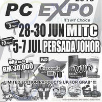 Read more about PC Expo 2013 @ MITC 28 - 30 Jun 2013