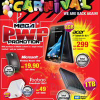 Read more about All IT Hypermarket Digital Carnival 2013 @ IPC Shopping Centre 12 - 16 Jun 2013