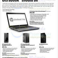 Read more about HP Business Notebooks & Desktop PC Offers 18 Sep 2013