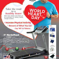 Read more about Fitness Concept World Heart Day Promo Offers @ Subang Parade 2 Sep - 15 Nov 2013