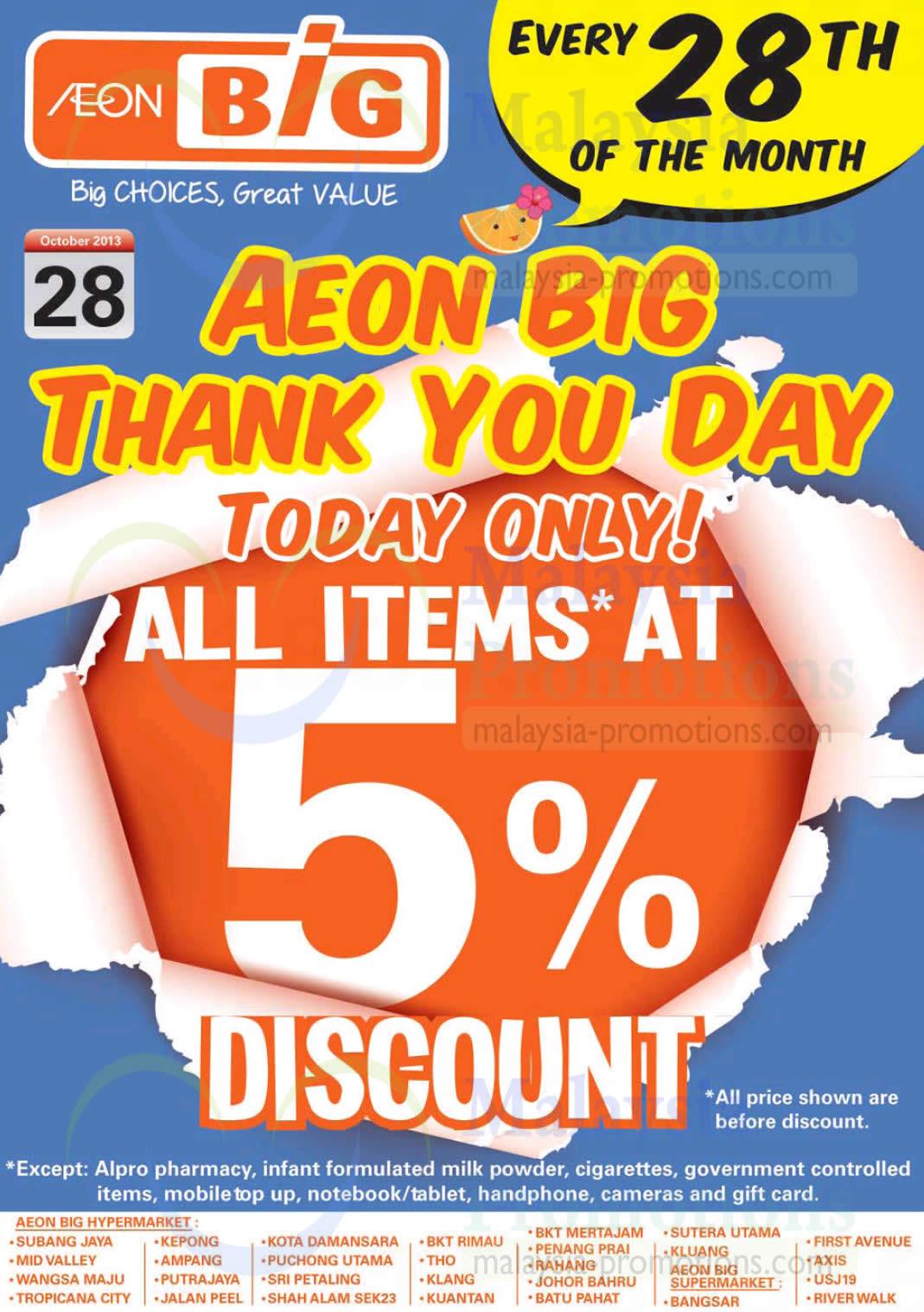 Big 5 discount coupon