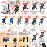 Read more about Stroller World New Outlet Promotion Offers @ Puchong Selangor 4 - 31 Oct 2013