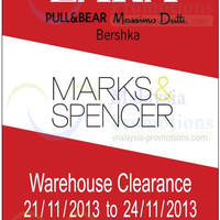 Read more about Zara, Pull&Bear, Massimo & Bershka Clearance SALE @ Pearl Point 21 - 24 Nov 2013