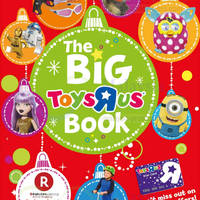 "Check out the toy offers in the The Big Toy""R""Us Book 2013 Promotion, happening from 5 November 2013 to 2 January 2014"