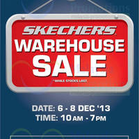 Read more about Skechers Warehouse SALE @ Kuala Lumpur 6 - 8 Dec 2013
