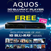 Read more about Speedy Video FREE Blu-Ray Player With 10 Blu Rays Movie Purchase Promo 28 Nov 2013 - 28 Feb 2014