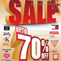 Read more about Big Brand Fashion Branded Apparels SALE @ Brem Mall KL 10 Jan - 2 Feb 2014