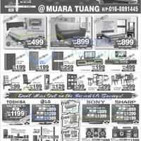 Chan Chain Store Furniture and Electronical is having a Warehouse Clearance SALE till 19 January 2014 at Muara Tuang