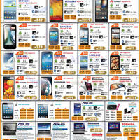 Read more about PC World Samsung Galaxy, ASUS, Lenovo & Other Offers 17 Jan 2014