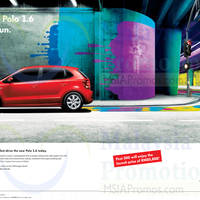 Read more about Volkswagen Polo 1.6 Car Promo Offer 24 Jan 2014