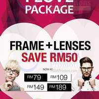 Read more about Focus Point RM50 OFF Frame + Lenses Promo 7 - 28 Feb 2014