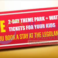 Read more about Legoland FREE 2-Day Combo Child Tickets For Children With Hotel Booking Promo 17 Feb - 13 Mar 2014
