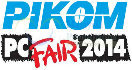 Pikom PC Fair 2014 Logo