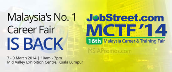 Exhibition Stand Terms And Conditions : Malaysia career training fair mid valley