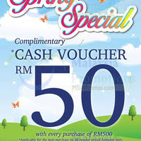Read more about Skechers FREE RM50 Voucher with RM500 Purchase Promo 4 - 14 Mar 2014