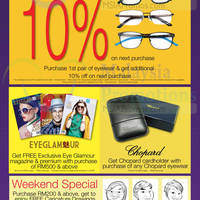 Read more about Focus Point Eye Care Carnival @ Suria KLCC 8 - 24 Apr 2014