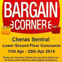 Read more about Guardian Bargain Corner @ Cheras Sentral 11 - 20 Apr 2014