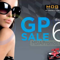 Read more about MOG Eyewear Up To 60% OFF GP SALE 1 Apr 2014