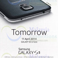 Read more about Samsung Galaxy S5 Launching On 11 Apr 2014