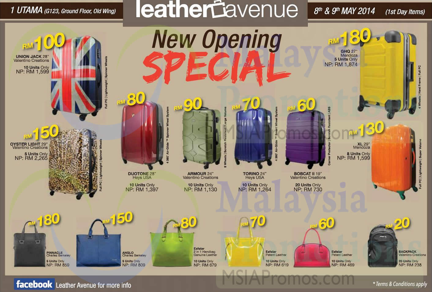 Leather Avenue Luggage | Luggage And Suitcases