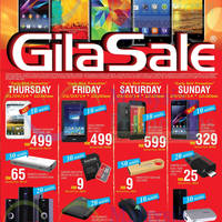 Read more about PC Depot GILA Sale Offers @ Prai Penang 1 - 4 May 2014