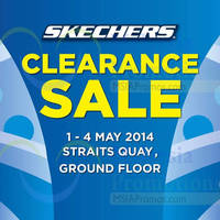 Read more about Skechers Clearance SALE @ Straits Quay 1 - 4 May 2014
