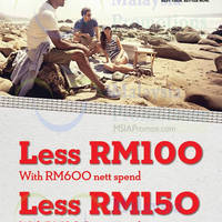 Read more about Timberland Spend RM600 & Get RM100 OFF Promo 2 May - 1 Jun 2014
