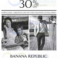 Read more about Banana Republic SALE (Further Reductions!) 12 Jun 2014