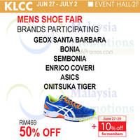 Read more about Isetan Men's Shoe Fair @ KLCC 27 Jun - 2 Jul 2014