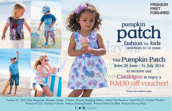 Check for Pumpkin Patch Usa's promo code exclusions. Pumpkin Patch Usa promo codes sometimes have exceptions on certain categories or brands. Look for the blue