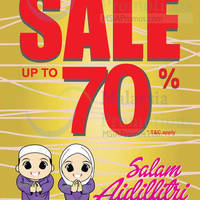 Read more about Vern's Up To 70% OFF SALE 28 Jun - 14 Aug 2014