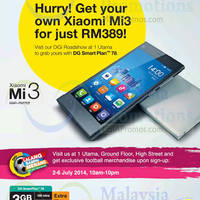 Read more about Digi Xiaomi Mi3 Offer 3 Jul 2014