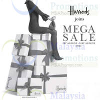 Read more about Harrods SALE 1 - 31 Aug 2014