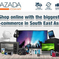 Read more about Lazada 25% OFF Storewide Coupon Code For New Customers 23 Nov - 12 Dec 2015